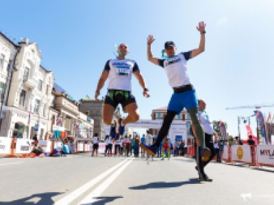 "International Vladivostok Marathon ""Bridges of Vladivostok"""