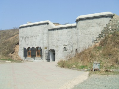Fort #7. Part of Vladivostok Fortress (by car / bus)