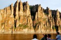 Yakutsk River Port – Lena Pillars. Day Trip by Speed Boat
