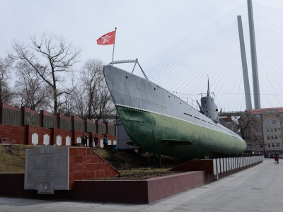 Walking city tour  + Memorial Submarine S-56